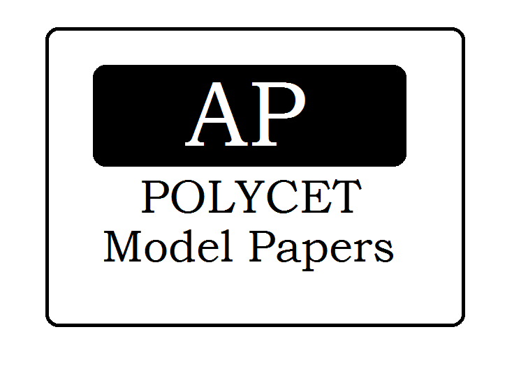 AP POLYCET (CEEP) Model Papers 2020